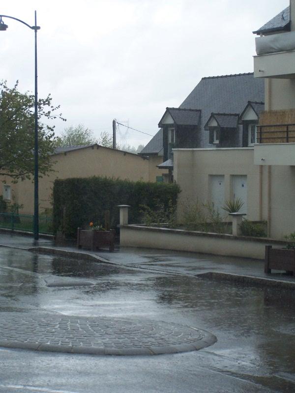Pluie en Bretagne