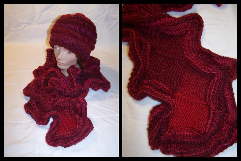 beaucoup de tricot sur notre blog