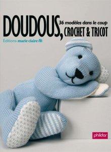 Doudous au tricot et au crochet